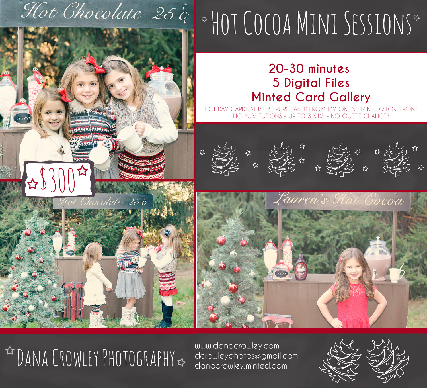 Christmas Mini Sessions.Fall And Christmas Mini Session Info Limited Availability